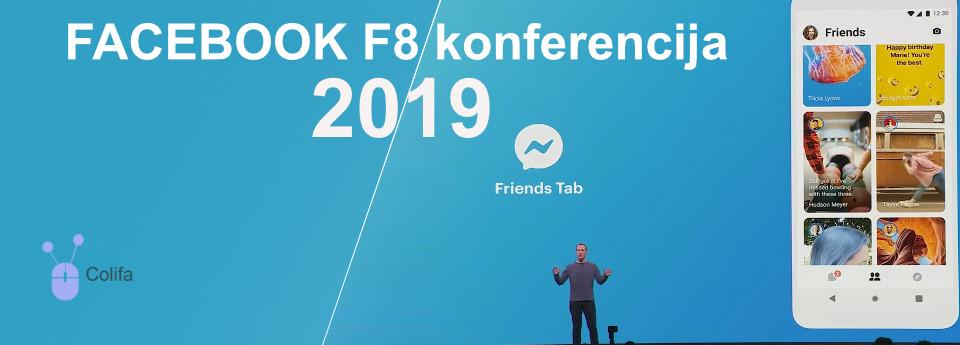 F8 Facebook konferencija 2019 - 1 Colifa