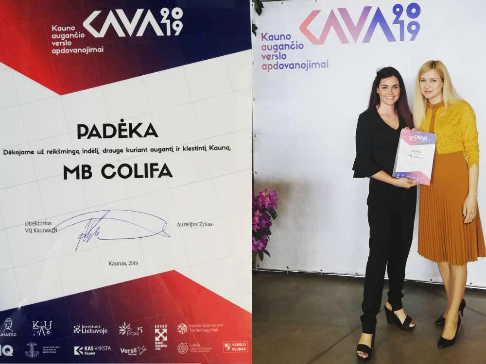 K.A.V.A. 2019 Colifa