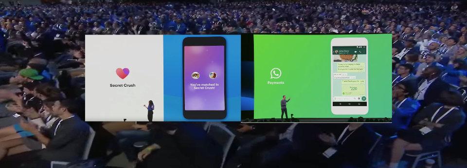 Facebook konferencijos Colifa chatbot