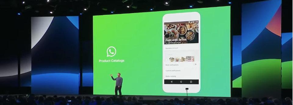 Facebook whatsapp Colifa chatbot