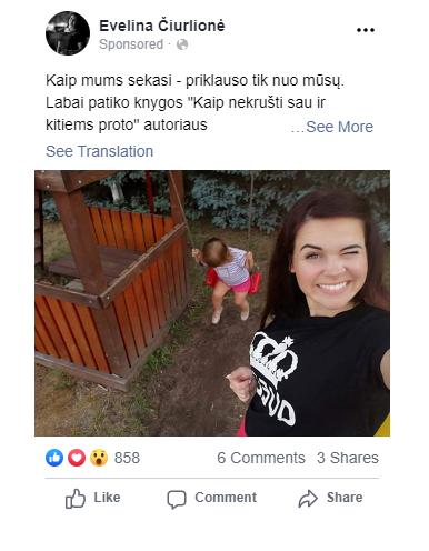 facebook reklama Colifa