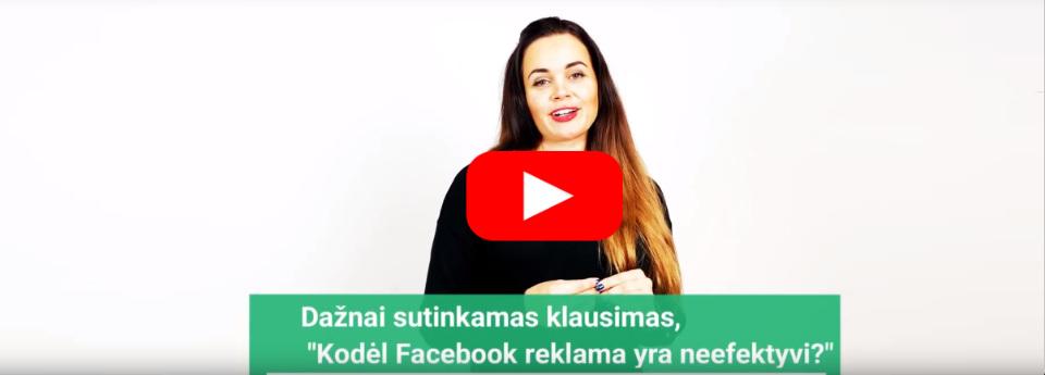 facebook reklamos tikslas žinutės colifa