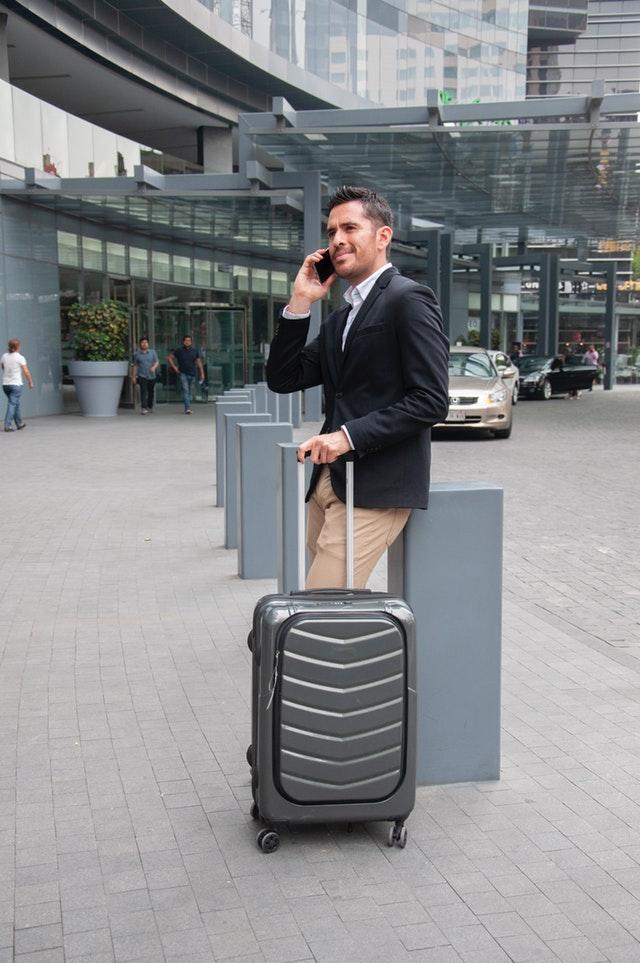 chatbot keliautojams