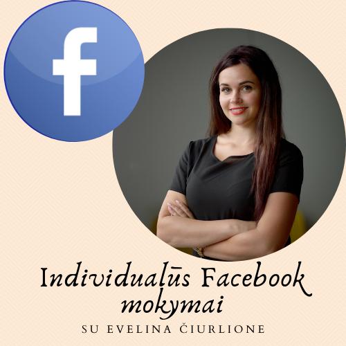Individualūs Facebook mokymai