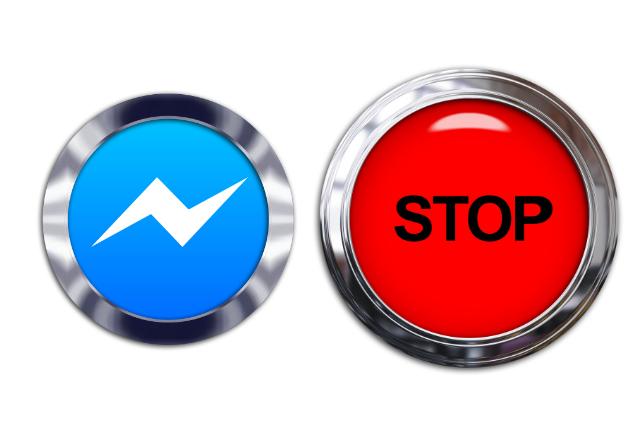 Neveikia messenger, Instagram ir WhatsApp.